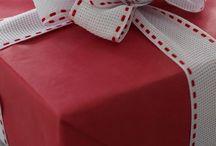 Inpak ideetjes voor de kerstcadeaus / Maak een bijzonder kerstcadeau