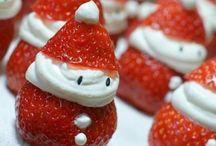 Kerstdiner op school / Vindt hier leuke ideeën voor het kerstdiner op school!