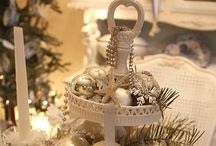 Kerst etagère / Gebruik je je etagère niet voor je cupe cakes, kijk hier dan wat je er nog meer mee kan doen.