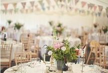 Wedding Themes ⟁ Vintage Inspired