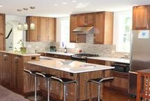 Kitchen Renovations / Completed Kitchen Renovation Projects by Green Living Designs in Highland Park, IL