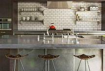 Kitchen Inspiration / Inspiring kitchens from around the globe.