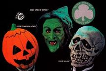 Hallowe'en / Hallowe'en is a holiday celebrated on the night of October 31.