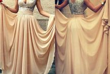 prom dresses / by Courtney Cutrer