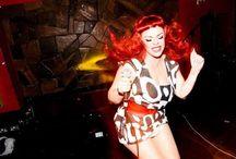 Lady Miss Kier / Lady Miss Kier is an American singer and DJ.