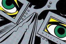 Doctor Doom / Doctor Doom is a genius inventor and a sorcerer.