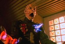 Hellraiser's Pinhead / Pinhead is the Pope of Hell.
