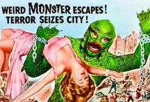 Creature from the Black Lagoon / Fear the Green Monster.