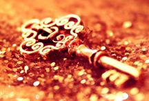 I hold the key... / I have always found skeleton keys fascinating!