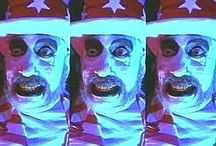 Captain Spaulding / Captain Spaulding is a fictional character created by Rob Zombie.