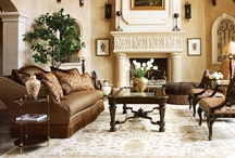 Luxurious Living Rooms / Lively, Luxurious, and Lavish