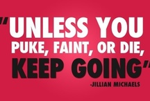 Workout - Inspirations!