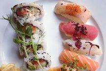 Japansk mat/Japanese food / by Kristina Sjöborg