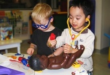 Associations for Children in Healthcare