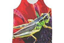 Graphic Tees, T-Shirts, Shirts, Tank Tops, Hoodies, Sweatshirts: by Zazzle Artists / Artist Designed Graphic Tees, T-Shirts, Shirts, Tank Tops, Hoodies, Sweatshirts, Jackets. Unique, trendy & fun custom apparel by Zazzle artists, including myself. The fine print... This board is a collective effort of many Zazzle artists and as such, there are some shirts that may be less family friendly than others.  I reserve the right to remove anything I find too inappropriate. Zazzle items ONLY please. Thanks!