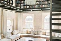 Unique Home Library