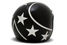 Helmet Art / Helmets are personal things.