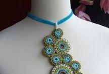 collane, necklaces / collane, amore e fantasia necklaces, Love and Dreams