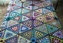 granny square / colors and wonderful shapes