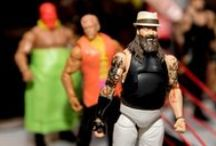 Custom Figures / A custom action figure showcase with hundreds of user submitted custom action figures on display.