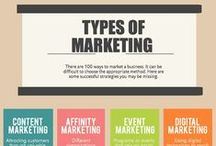 The Best Marketing Infographics / A collection of insightful and interesting infographics we like!