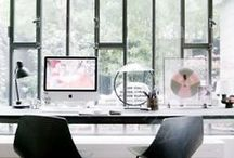 Workspaces  / by Tony Doshen