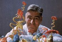 Dr. Seuss / Theodor Seuss Geisel was an American writer, poet, and cartoonist.