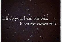princess / by Courtney Cutrer
