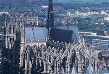 gotyk francuski: architektura