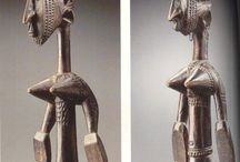 The Female Form / Tribal Art Female Figures
