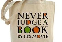 Addicted to Books & Quotes / Oh how I love to collect quotes, books, book related art, items. Nothing like being kidnapped by a book you just can't put down!