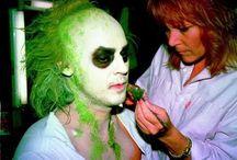 Burtonesque / Tim Burton is an American film director, producer, artist, writer, poet and stop motion artist.
