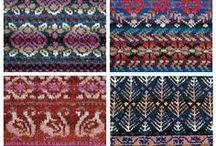 Patterns & Colour