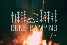 Camping / Let's go camping!