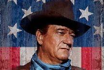 John Wayne / by Renee Vines