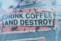 Coffee! / Coffee is for closers.