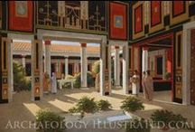 ancient roman style / Ideas for the house