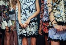 Hervia Looks at SS15 Ready-to-Wear London