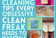 Smells Like Clean Spirit / DIY projects and tips for a clean home