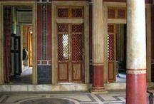 roman world / Pompei,Ercolano, Stabia- e traccie del mondo Romano sparso in collezioni in museii di tutto il mondo. incluso arte greco ellenistica