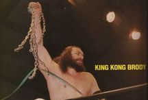 Bruiser Brody / The Legend of the King Kong Kneedrop.