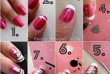 Instructions on nails :33 / Instructions on nails! I hope that it will work out fine :) :33