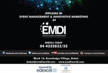 EMDI Courses Offered / List of Different Courses offered by us