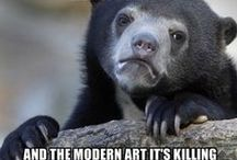 Artist Humor / Artist's do have a sense of humor...we have to!