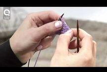 video uncinetto e maglia