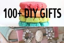 DIY Gift Ideas - Upcycle | Repurpose | Reuse / Combining two loves - creating things and giving things, these are ideas for DIY gifts that you can fashion by upcycling, repurposing and reusing materials!