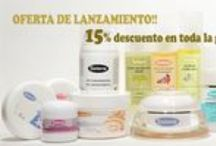 Promociones / En este tablero podrás estar al tanto de promociones y descuentos de nuestra farmacia y parafarmacia online www.cuidadosfarmaceuticos.com