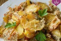 Vegán receptek / Finom vegán ételek hús, tejtermékek, tojás és más állati alapanyagok nélkül.
