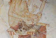 Greek Roman and Etruscan Lira