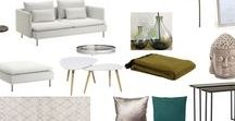 MODERN TROPICAL COLLECTION / V naší půjčovně designového nábytku jsme pro vás vytvořili kolekci nábytku a dekorací MODERN TROPICAL COLLECTION.